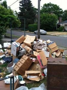 Garbage Removal Portland OR