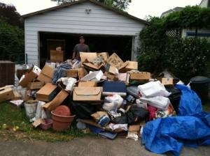 Hoarding Clean Up Portland