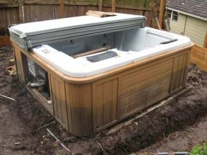 Hot Tub Removal Portland